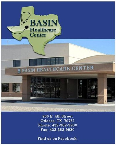 BASIN HEALTHCARE CENTER, LLC