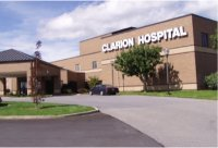 CLARION HOSPITAL
