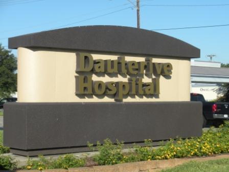 DAUTERIVE HOSPITAL