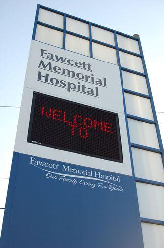 FAWCETT MEMORIAL HOSPITAL