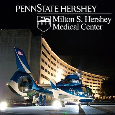 MILTON S HERSHEY MEDICAL CENTER