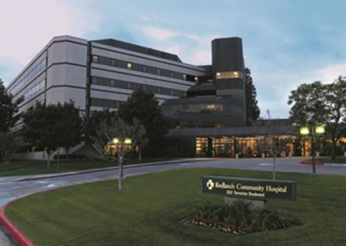 REDLANDS COMMUNITY HOSPITAL