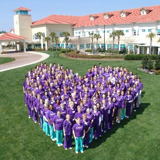 SACRED HEART HOSPITAL ON THE EMERALD COAST